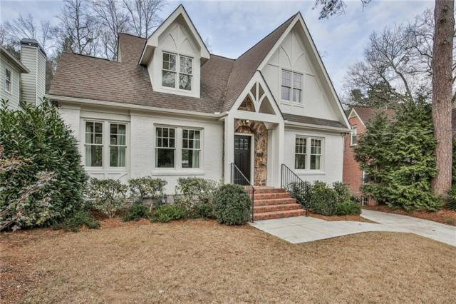 1803 Meadowdale Avenue NE, Atlanta, GA 30306 (MLS #6122235) :: Julia Nelson Inc.