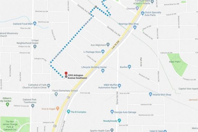 1093 Arlington Avenue SW, Atlanta, GA 30310 (MLS #6122292) :: The Cowan Connection Team