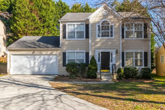 230 Preston Oaks Drive, Alpharetta, GA 30022 (MLS #6122320) :: RE/MAX Prestige