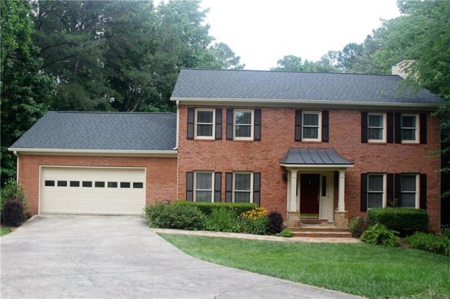 1515 Brookcliff Circle, Marietta, GA 30062 (MLS #6122335) :: RE/MAX Prestige