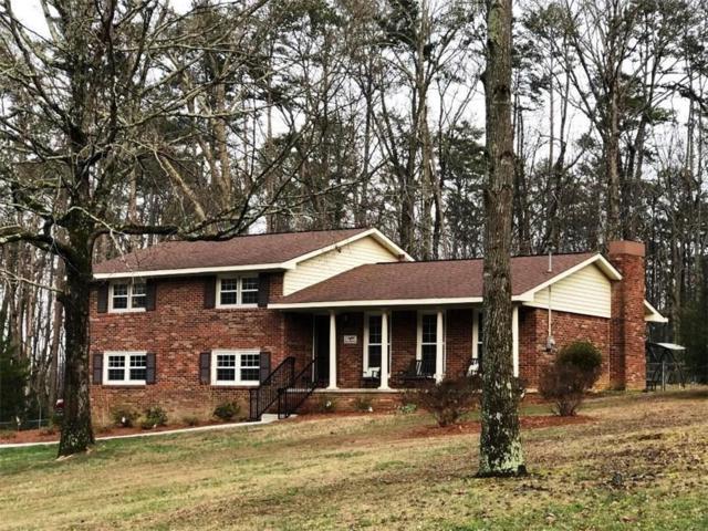 219 Woodland Drive, Calhoun, GA 30701 (MLS #6122352) :: Rock River Realty
