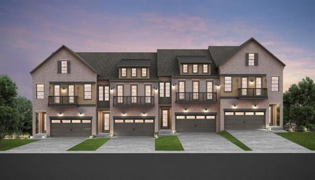 460 Altissimo Drive #25, Alpharetta, GA 30009 (MLS #6122552) :: RE/MAX Paramount Properties