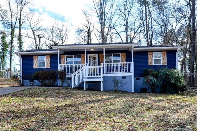 1171 Dillon Road, Austell, GA 30168 (MLS #6122618) :: North Atlanta Home Team