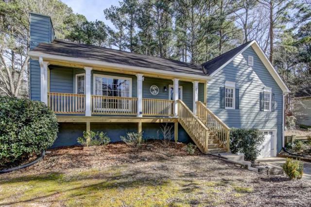 257 Cedar Mill Lane, Woodstock, GA 30189 (MLS #6122641) :: Rock River Realty