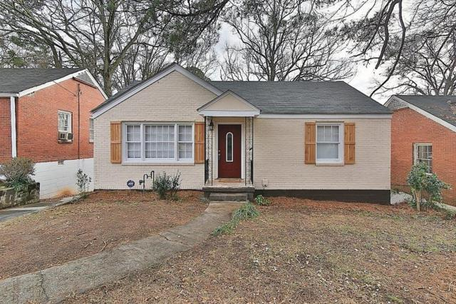 1336 Beecher Street SW, Atlanta, GA 30310 (MLS #6122642) :: The Cowan Connection Team