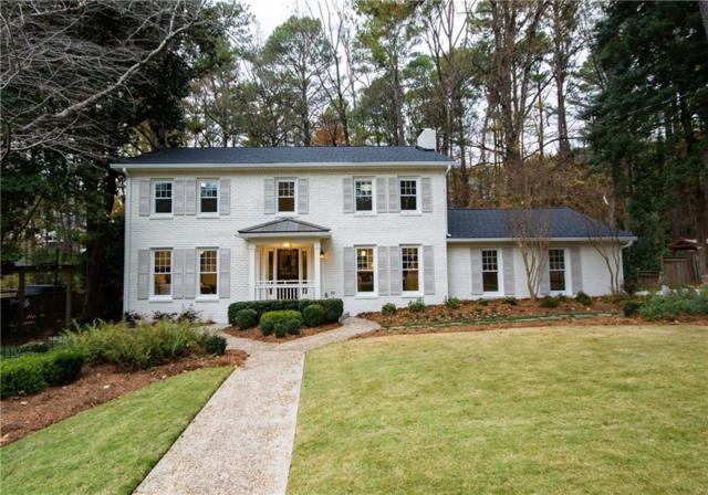 2848 Woodland Park Drive NE, Atlanta, GA 30345 (MLS #6122694) :: The Zac Team @ RE/MAX Metro Atlanta
