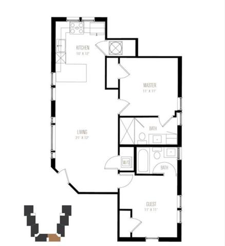 99 Peachtree Memorial Drive NW 99-A3, Atlanta, GA 30309 (MLS #6122705) :: Julia Nelson Inc.