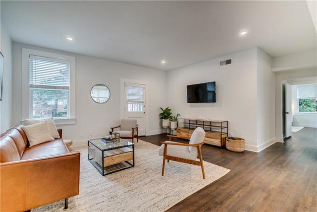 124 Peachtree Memorial Drive NW 124-2, Atlanta, GA 30309 (MLS #6122714) :: Julia Nelson Inc.