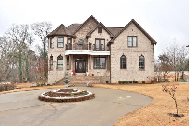 461 Saddle Ridge Drive, Lawrenceville, GA 30046 (MLS #6122735) :: North Atlanta Home Team