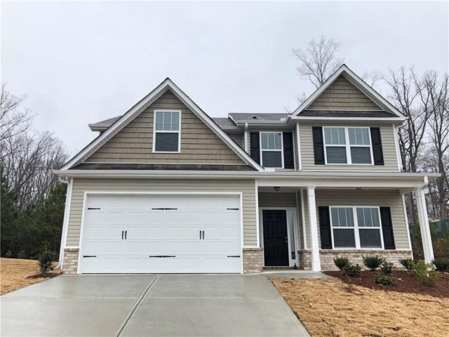 241 Fieldcrest Drive, Dallas, GA 30132 (MLS #6122834) :: Kennesaw Life Real Estate