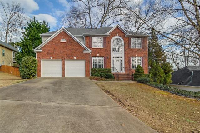 130 Clifford Court, Canton, GA 30115 (MLS #6122862) :: The Zac Team @ RE/MAX Metro Atlanta