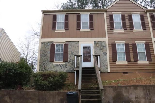 349 W Post Oak Crossing SW, Marietta, GA 30008 (MLS #6122949) :: Path & Post Real Estate