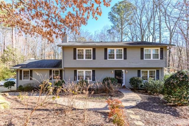 2733 Eagle Ridge Road, Marietta, GA 30062 (MLS #6122983) :: Path & Post Real Estate