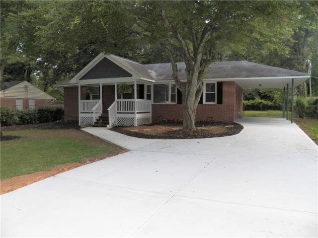 115 Yancy Drive SE, Marietta, GA 30067 (MLS #6122997) :: Path & Post Real Estate