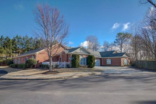 119 Holiday Road #1201, Buford, GA 30518 (MLS #6123108) :: The Russell Group