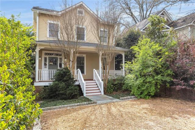 1775 Wade Avenue NE, Atlanta, GA 30317 (MLS #6123128) :: The North Georgia Group
