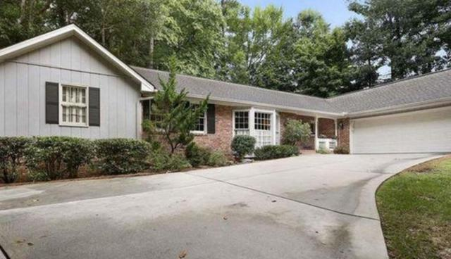 5280 Mount Vernon Parkway, Atlanta, GA 30327 (MLS #6123277) :: The Zac Team @ RE/MAX Metro Atlanta