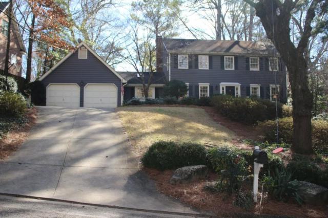 560 Twin Springs Road NW, Atlanta, GA 30327 (MLS #6123340) :: Kennesaw Life Real Estate