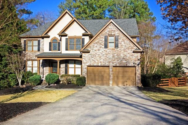 350 Big Bend Trail, Sugar Hill, GA 30518 (MLS #6123374) :: The Russell Group