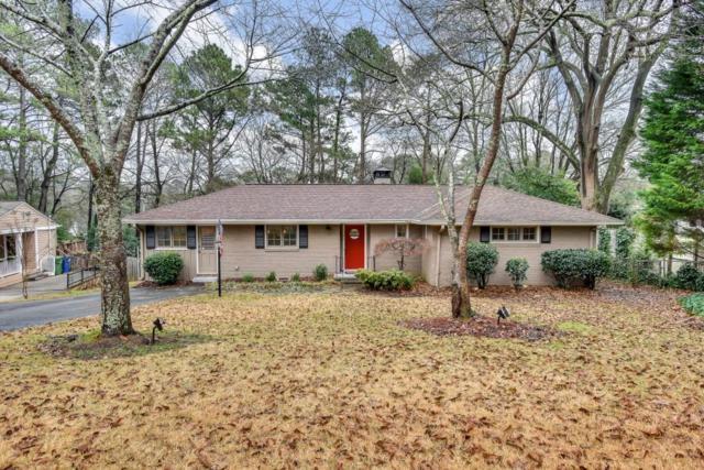 2493 Parkdale Place NE, Atlanta, GA 30305 (MLS #6123427) :: Julia Nelson Inc.
