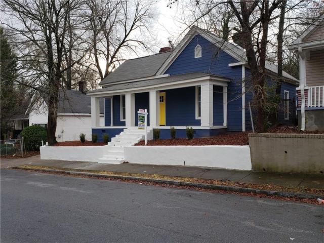 516 Arthur Street SW, Atlanta, GA 30310 (MLS #6123473) :: The Cowan Connection Team