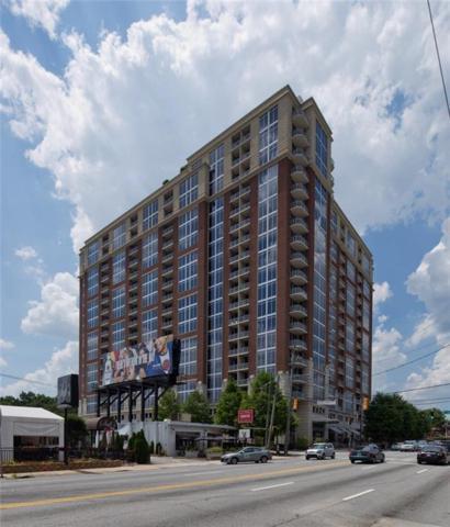 1820 Peachtree Street NW #1410, Atlanta, GA 30309 (MLS #6123490) :: North Atlanta Home Team