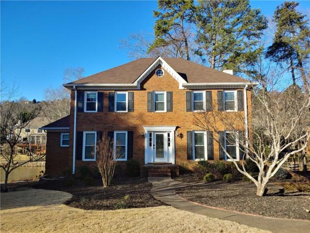 4504 Club House Drive, Marietta, GA 30066 (MLS #6123537) :: The Russell Group