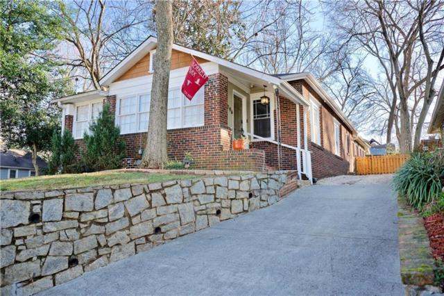796 Bellemeade Avenue NW, Atlanta, GA 30318 (MLS #6123961) :: The Zac Team @ RE/MAX Metro Atlanta