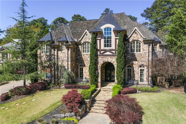 4320 Lakehaven Drive NE, Atlanta, GA 30319 (MLS #6123966) :: North Atlanta Home Team