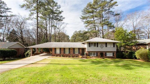 1520 Kahanna Drive, Decatur, GA 30033 (MLS #6123977) :: KELLY+CO