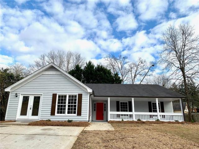 892 Stonemill Manor, Lithonia, GA 30058 (MLS #6124167) :: Kennesaw Life Real Estate