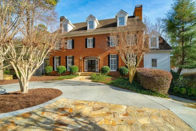 3835 Newport Bay Drive, Alpharetta, GA 30005 (MLS #6124247) :: North Atlanta Home Team
