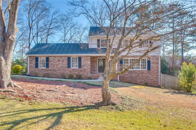 732 Willow Ridge Drive NE, Marietta, GA 30068 (MLS #6124254) :: KELLY+CO