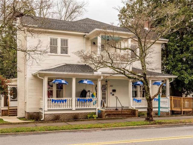 481 E Main Street, Canton, GA 30114 (MLS #6124288) :: Dillard and Company Realty Group