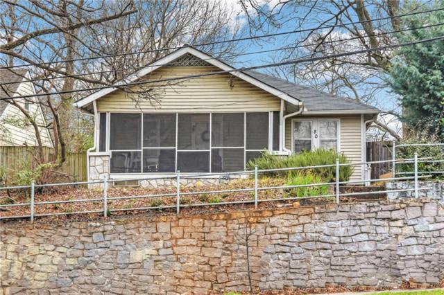 80 Moreland Avenue SE, Atlanta, GA 30316 (MLS #6124347) :: The Zac Team @ RE/MAX Metro Atlanta