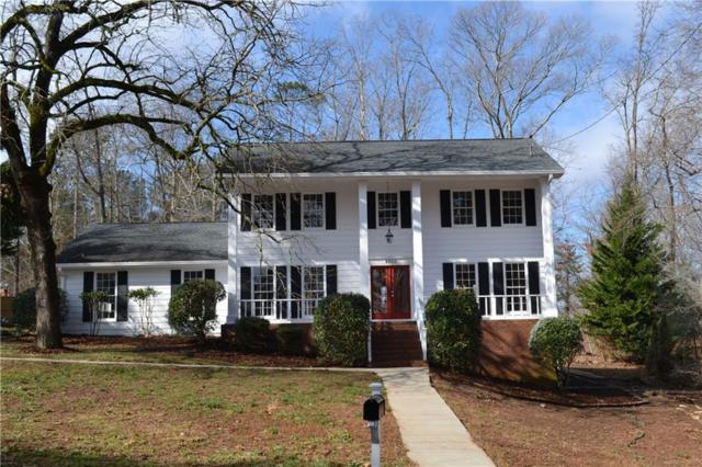 4933 Laurel Drive NE, Roswell, GA 30075 (MLS #6124378) :: The Cowan Connection Team