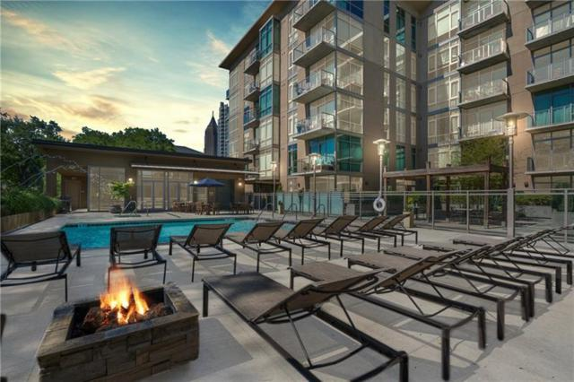 905 Juniper Street NE #705, Atlanta, GA 30309 (MLS #6124415) :: The North Georgia Group