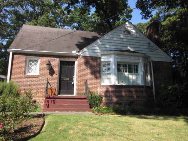 2048 Cottage Lane NW, Atlanta, GA 30318 (MLS #6124512) :: The Zac Team @ RE/MAX Metro Atlanta