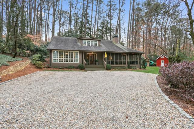 730 Longwood Drive NW, Atlanta, GA 30305 (MLS #6124614) :: North Atlanta Home Team