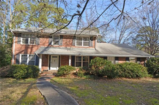 3018 Shenandoah Valley Road NE, Atlanta, GA 30345 (MLS #6124663) :: The Zac Team @ RE/MAX Metro Atlanta