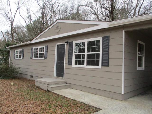 1156 Pontiac Circle, Austell, GA 30168 (MLS #6124756) :: North Atlanta Home Team