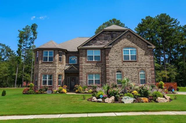3586 Heritage Estates, Lithonia, GA 30038 (MLS #6124902) :: KELLY+CO