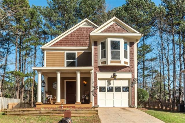 1313 Old Countryside Circle, Stone Mountain, GA 30083 (MLS #6124932) :: The Zac Team @ RE/MAX Metro Atlanta