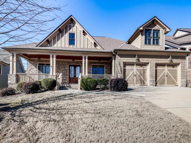 226 Towering Peaks, Canton, GA 30114 (MLS #6124976) :: Path & Post Real Estate
