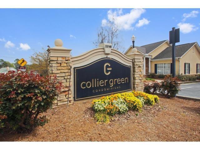 1150 Collier Road NW I10, Atlanta, GA 30318 (MLS #6125016) :: The North Georgia Group