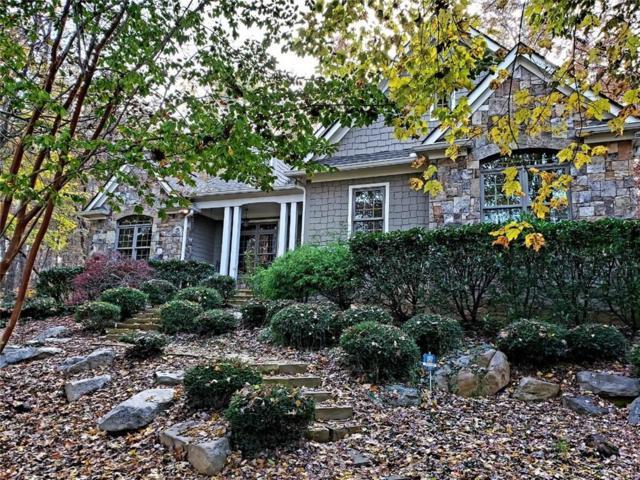175 N Harris Creek Road, Ellijay, GA 30540 (MLS #6125055) :: North Atlanta Home Team