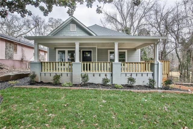 1579 Elixir Avenue SW, Atlanta, GA 30314 (MLS #6125120) :: Kennesaw Life Real Estate
