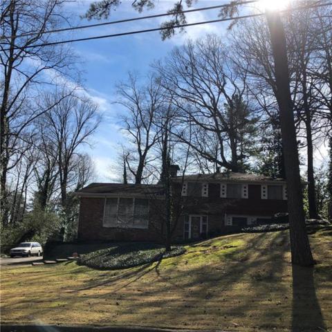 3469 Woods Drive, Decatur, GA 30032 (MLS #6125177) :: The Zac Team @ RE/MAX Metro Atlanta
