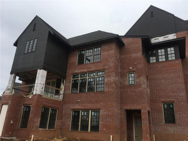 6621 Aria Boulevard #117, Sandy Springs, GA 30328 (MLS #6125228) :: Iconic Living Real Estate Professionals