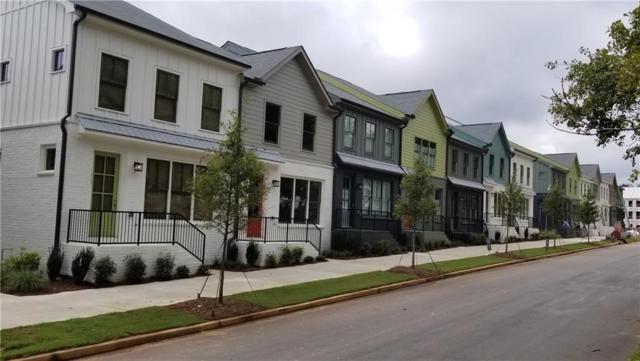 1191 Rambler Cross #122, Atlanta, GA 30312 (MLS #6125274) :: Iconic Living Real Estate Professionals